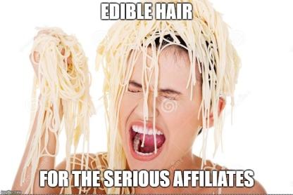 ediblehair