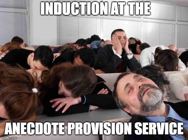 anecdote provision service